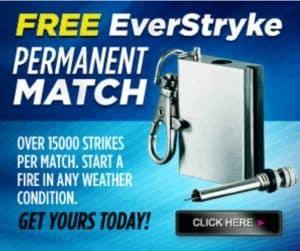 free everstryke match